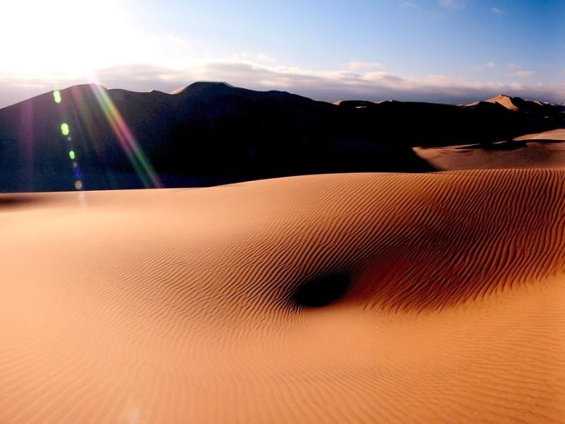 Magische Wüste Namibias
