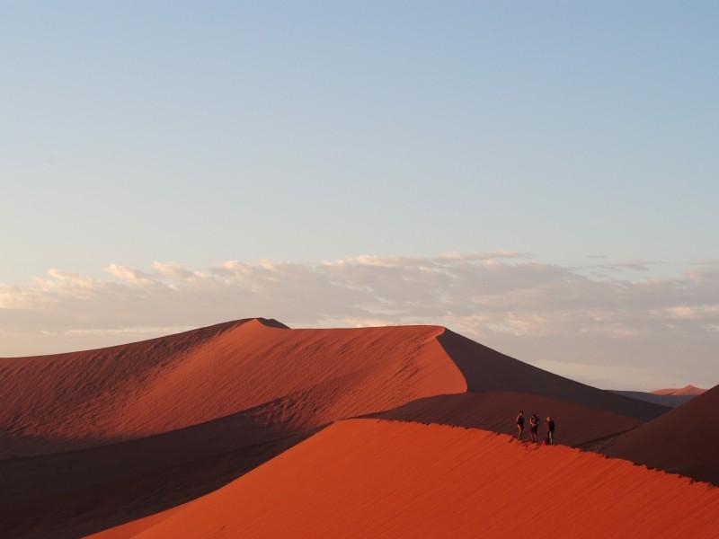 Wüste trifft Atlantik: Sossusvlei & Swakopmund