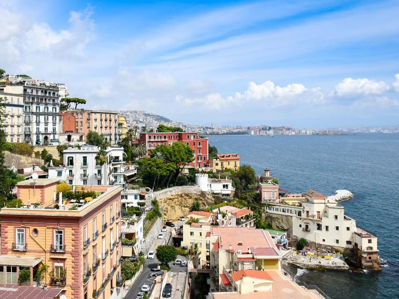 La Dolce Vita - Den Golf von Neapel entdecken