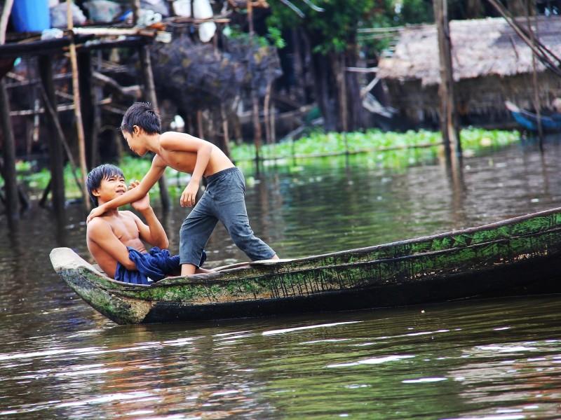 Das wahre Kambodscha aktiv entdecken