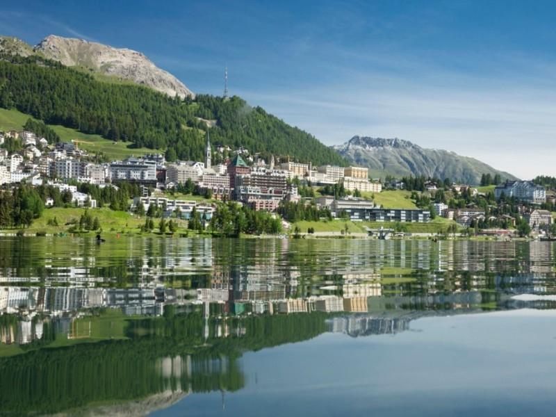 Alpines St. Moritz, Italiens Seen & Lombardei entdecken
