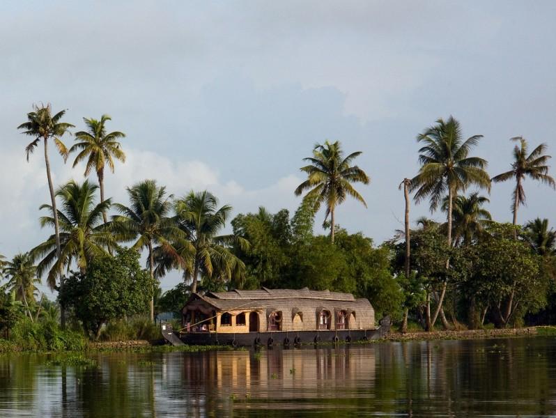 Backwaters erleben