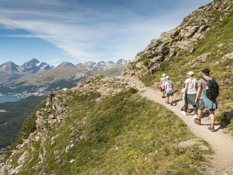 Schweiz - Wandern, Biken & Relaxen für Alleinreisende