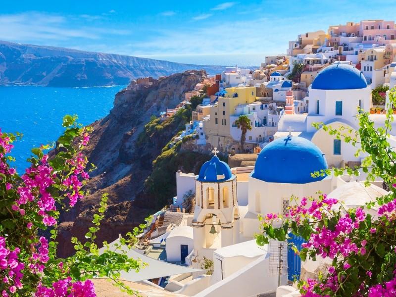 Traumhaftes Inselduo Kreta & Santorini – inkl. Flug