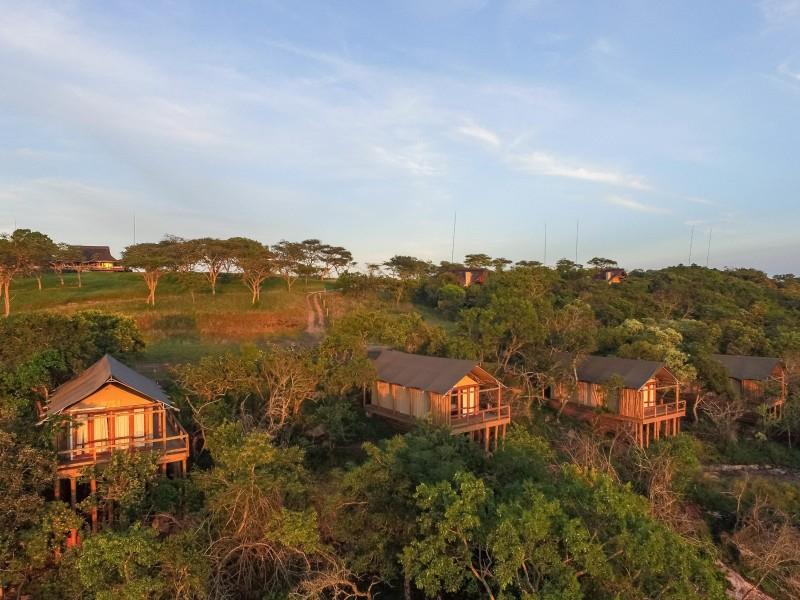 Wildlife & Beach in Südafrika & Mosambik