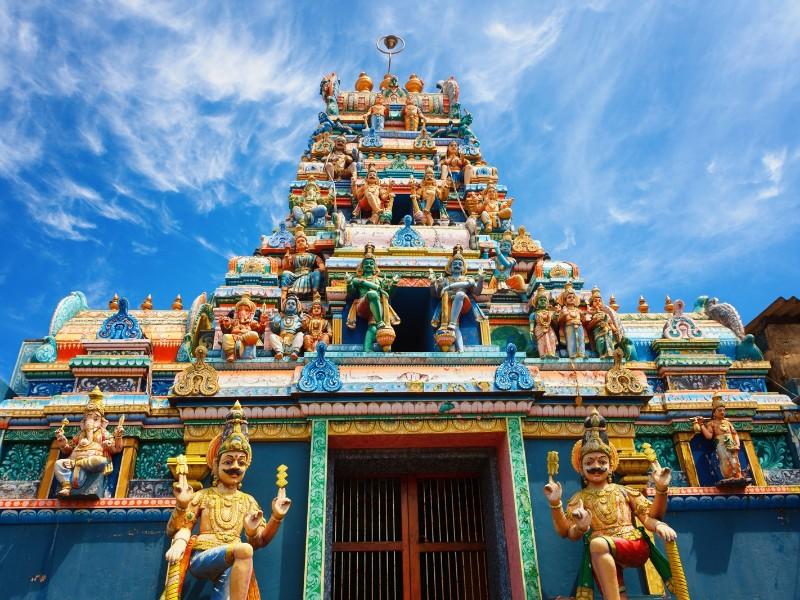 Sri Lanka - Die Highlights im Norden