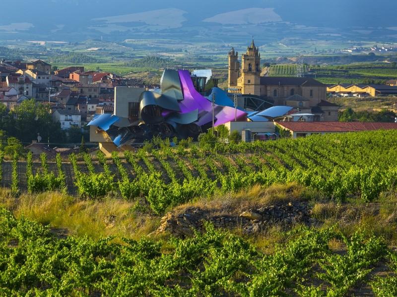 Genuss pur in La Rioja & Madrid