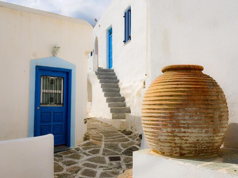 Inselhüpfen auf den Kykladen - Naxos & Paros entdecken