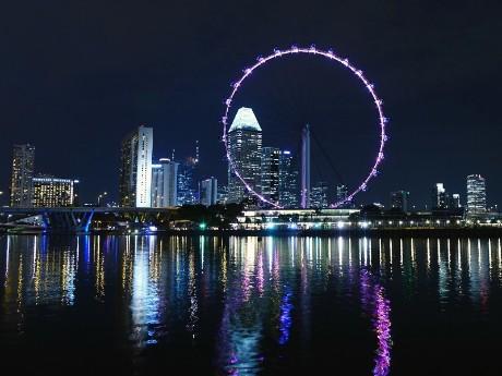 Cityhotels in Singapur