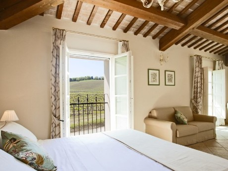 Borgo Condé - Zimmer