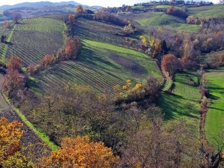 Italien - Emilia-Romagna - Landschaft