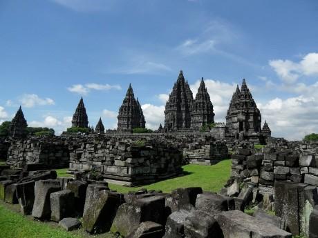 Prambanan auf Java