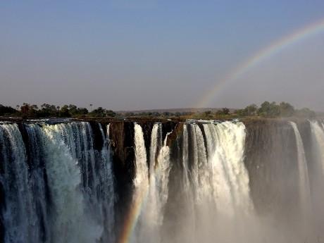 Naturwunder Victoria Falls & Chobe Nationalpark