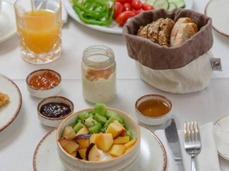 griechenland-naxos-hotel aeolis-frühstüc