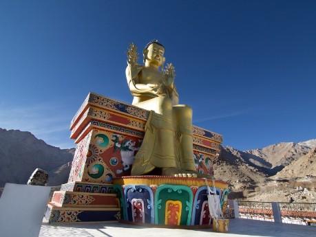 Tempel in Ladakh
