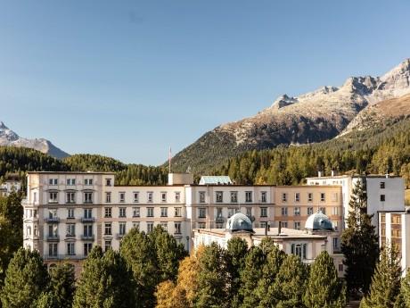 Verlängerung in St. Moritz