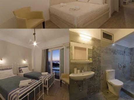 griechenland-paros-hotel nikolas-wohnbei