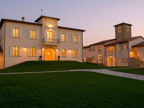 Borgo Condé - Außenansicht