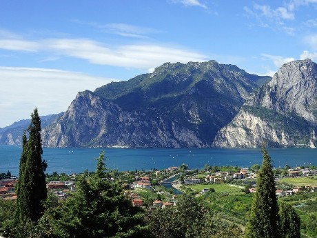 Italien- Gardasee - Landschaft