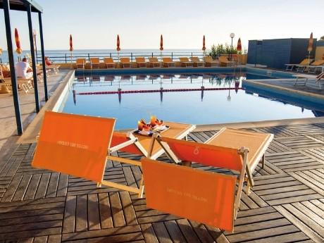Grand Hotel dei Cesari - Poolbereich