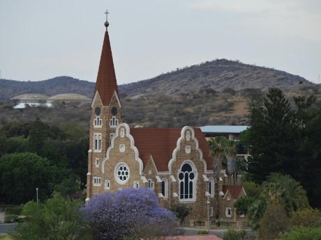 Aufenthalt in Windhoek