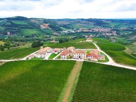 Borgo Condé - Übersicht