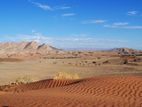 Rote Wüste Namibia