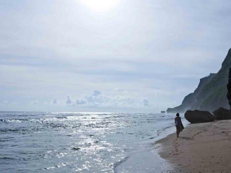 Strand im Süden Balis
