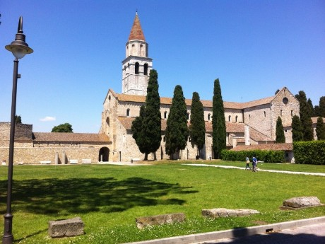 Italien-Aquileia-Basilika