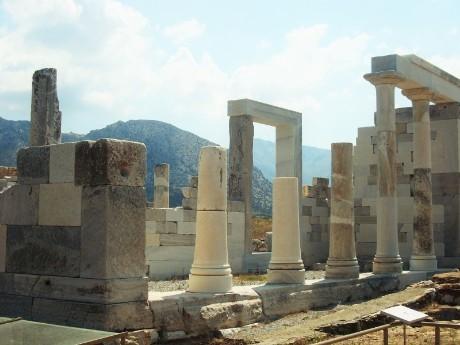 griechenland-kykladen-delos-ruinen