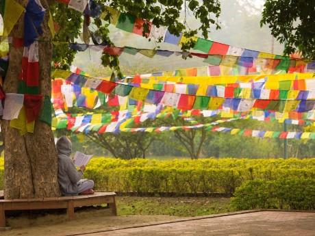 Lumbini - Die Geburtsstätte des Buddhismus